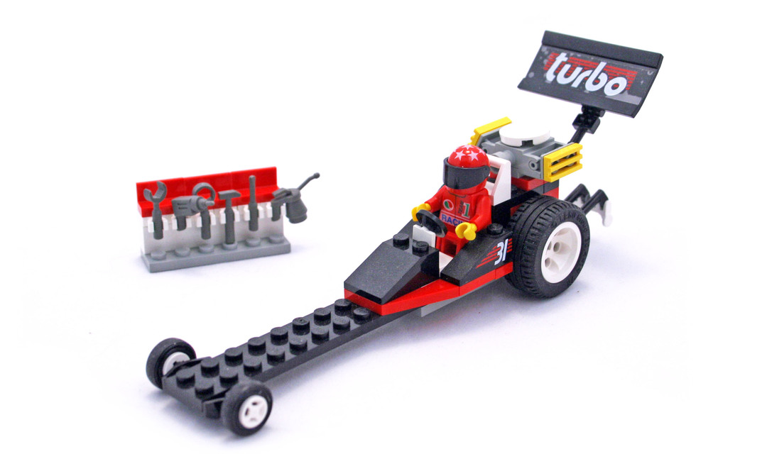 Raven Racer - LEGO set #6639-1