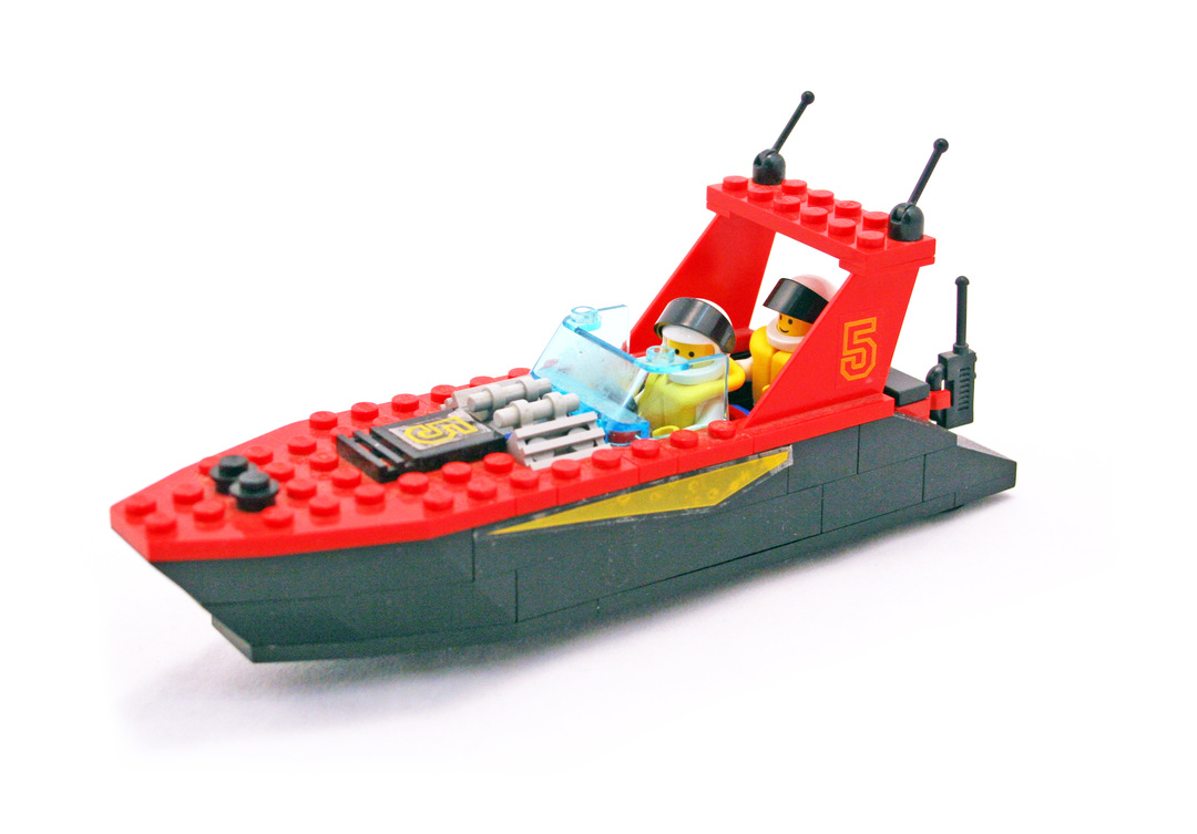 Dark Shark - LEGO set #6679-1
