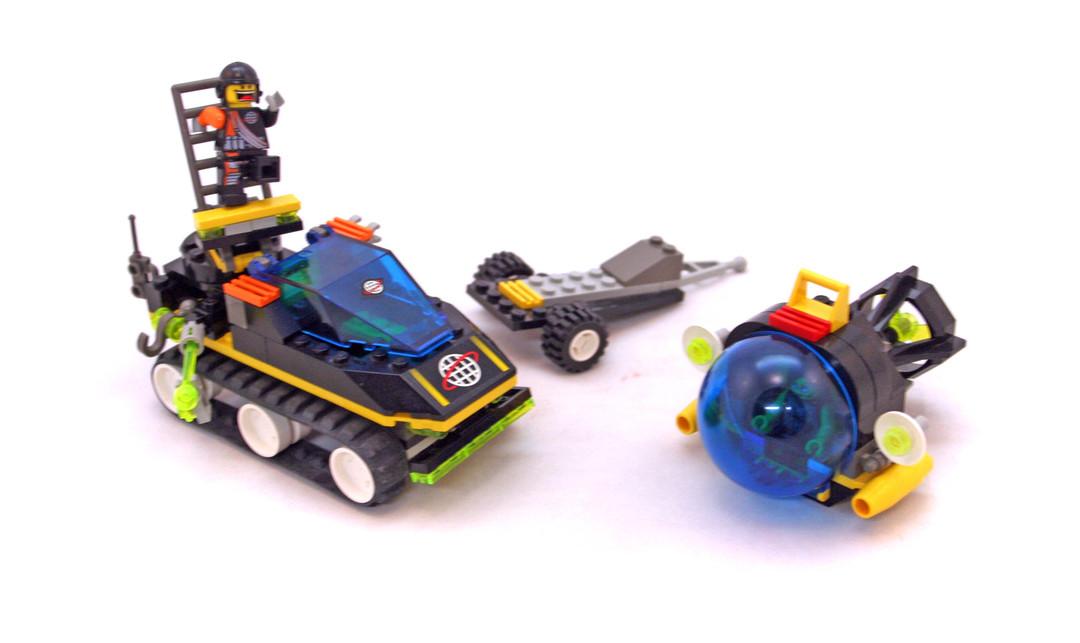 Alpha Team ATV - LEGO set #6774-1 - 1