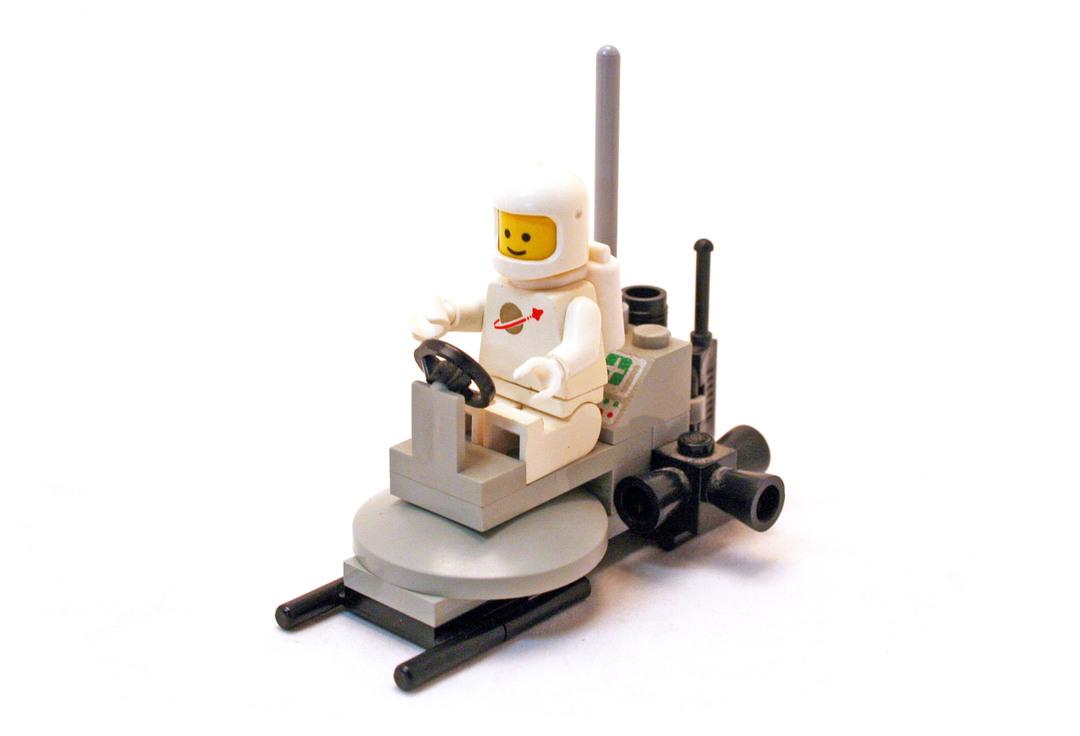 Moon Buggy - LEGO set #6801-1