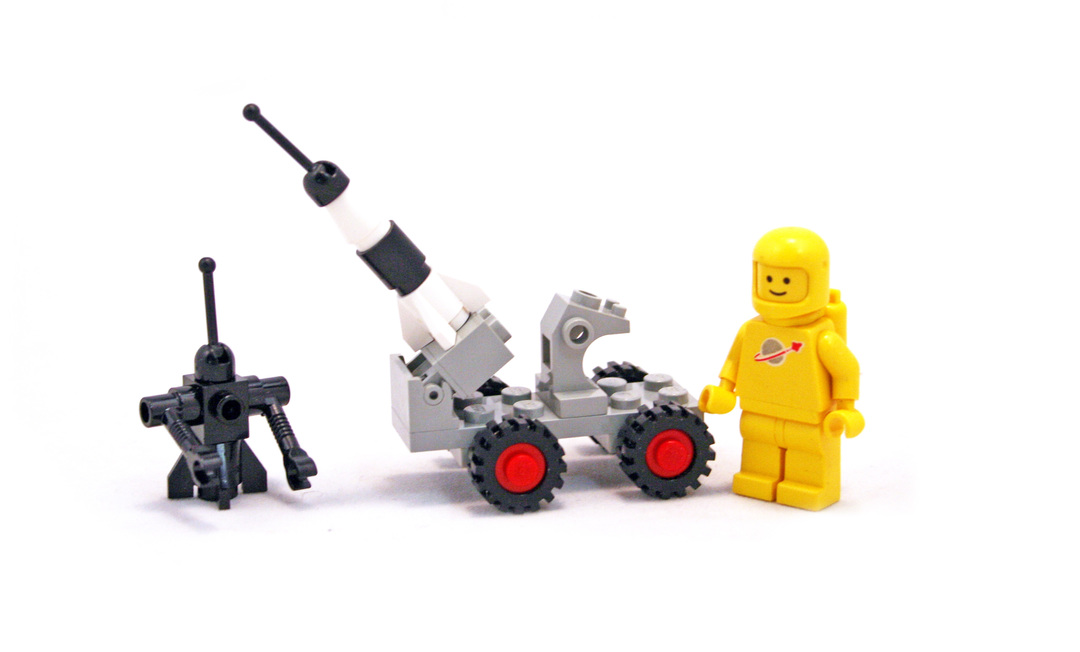 Space Probe - LEGO set #6802-1