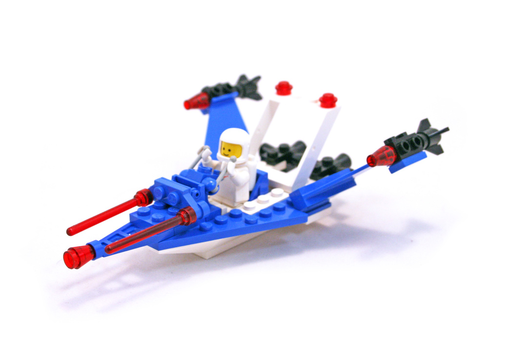 Cosmic Charger Lego Set 6845 1 Building Sets Space Classic