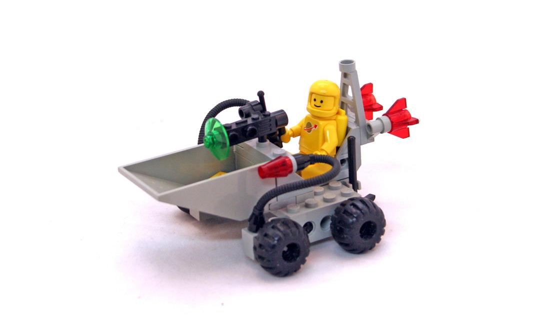 Space Dozer - LEGO set #6847-1