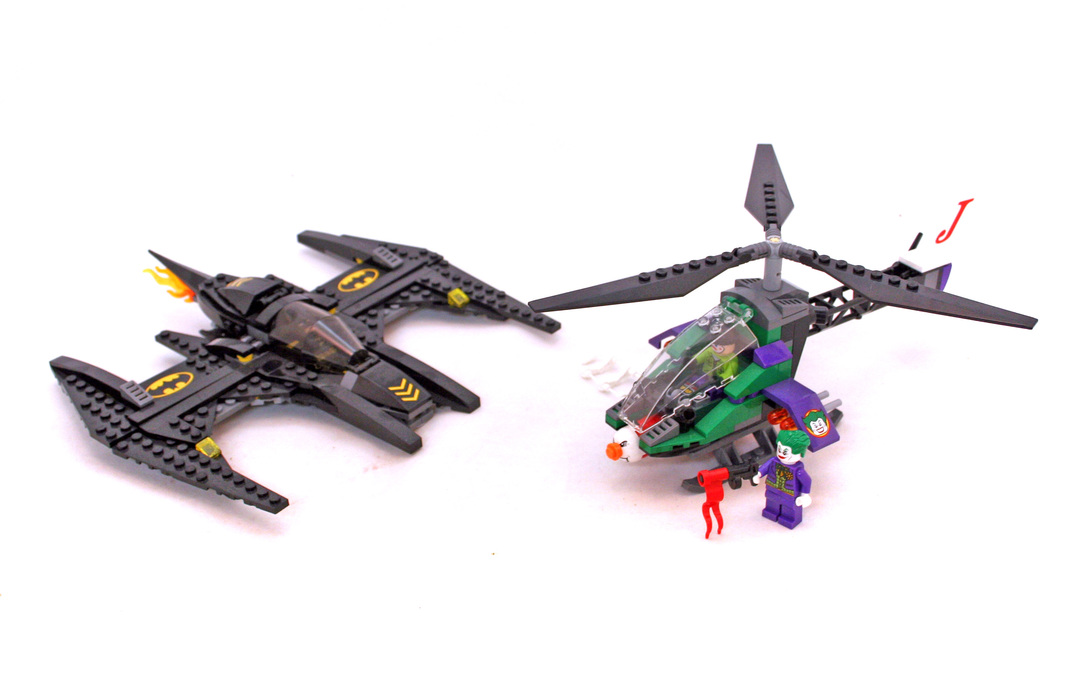 Batwing Battle Over Gotham City - LEGO set #6863-1