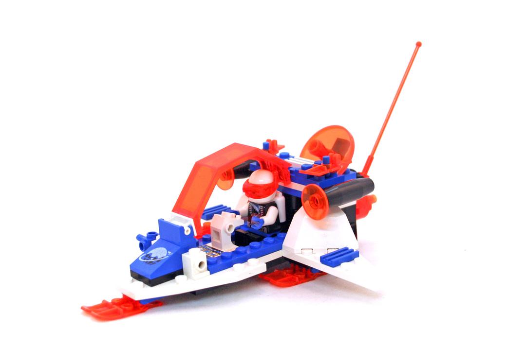 Blizzard Baron - LEGO set #6879-1 - 1