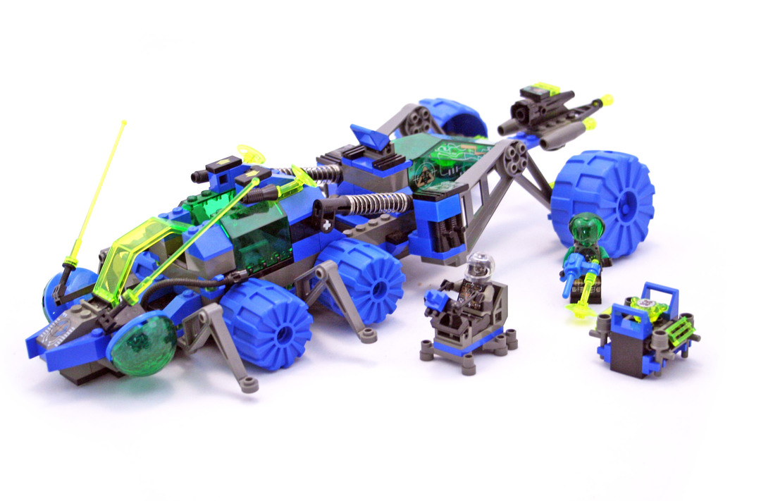 Planetary Prowler Lego Set 6919 1