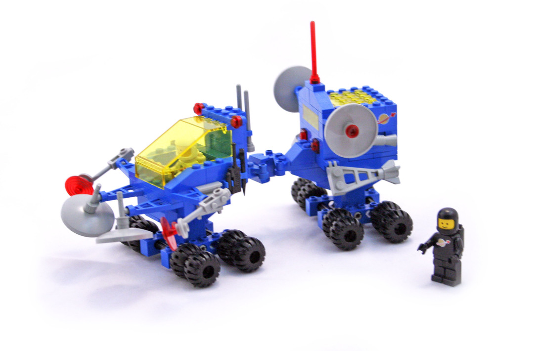 Uranium Search Vehicle - LEGO set #6928-1