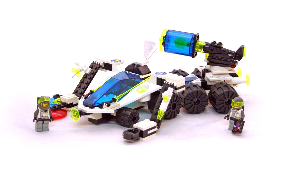Scorpion Detector - LEGO set #6938-1