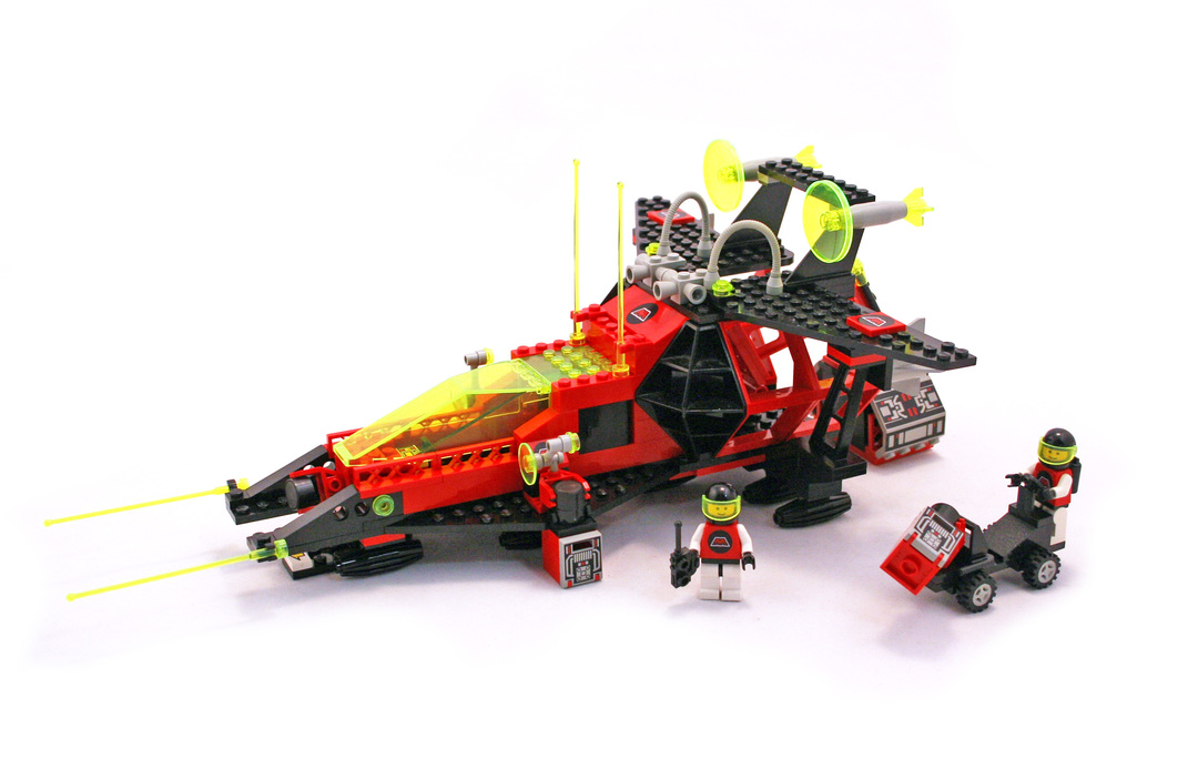 lego m tron instructions