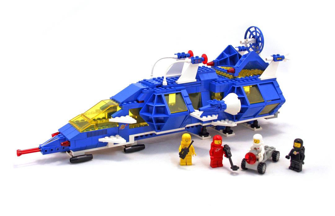 Cosmic Fleet Voyager - LEGO set #6985-1