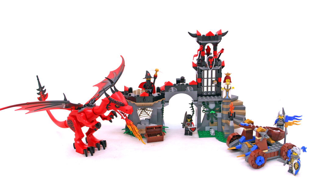 Dragon Mountain - LEGO set #70403-1