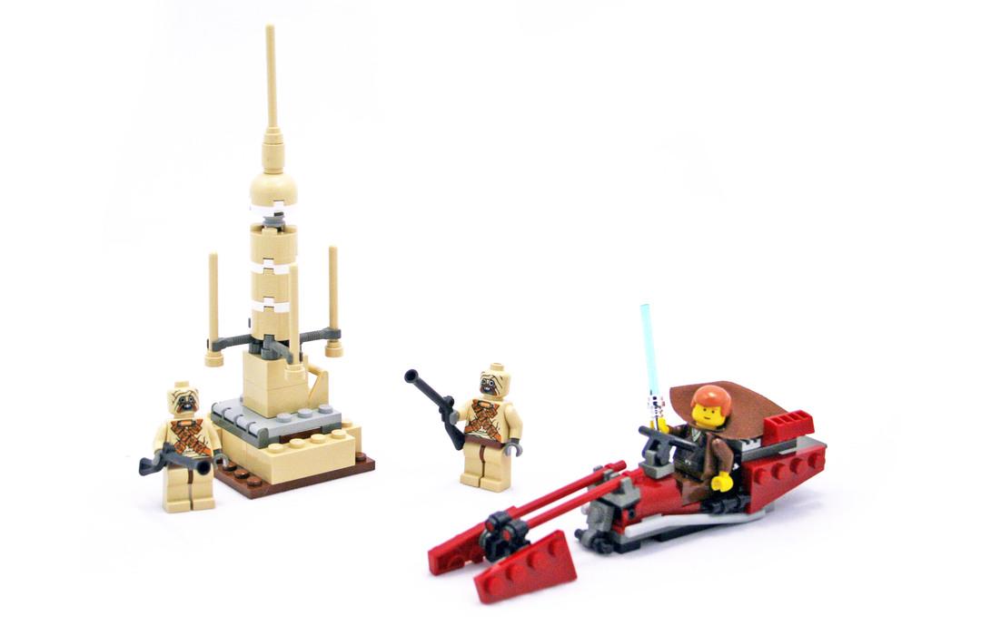 Tusken Raider Encounter - LEGO set #7113-1