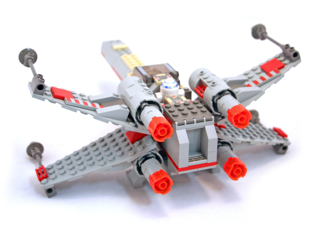 Album Lego 7140 X Wing Auto Electrical Wiring Diagram Remy Pn Delco 4000590 Fighter