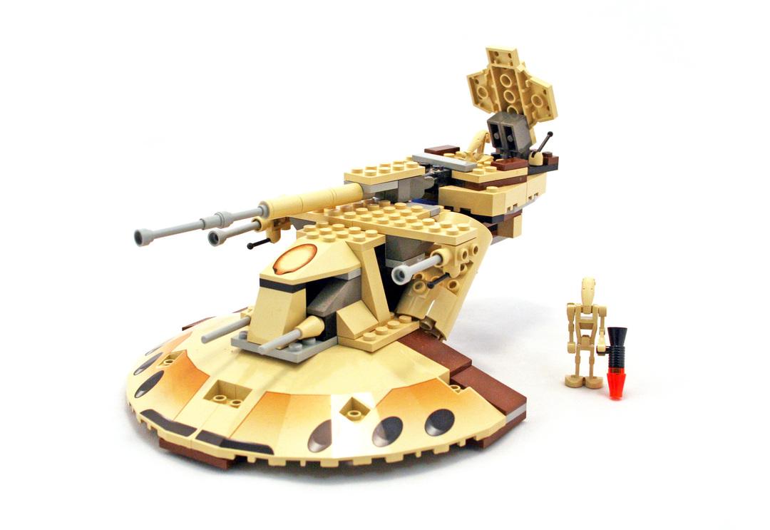 Trade Federation AAT - LEGO set #7155-1