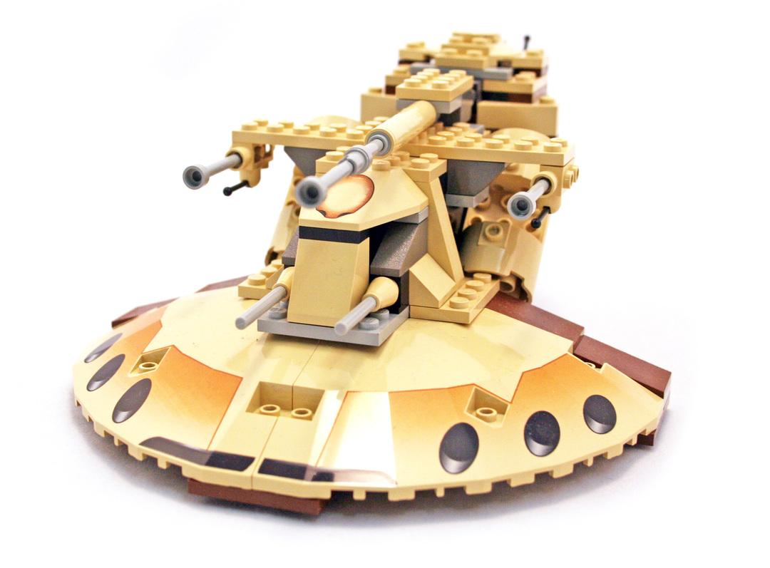 lego star wars aat instructions