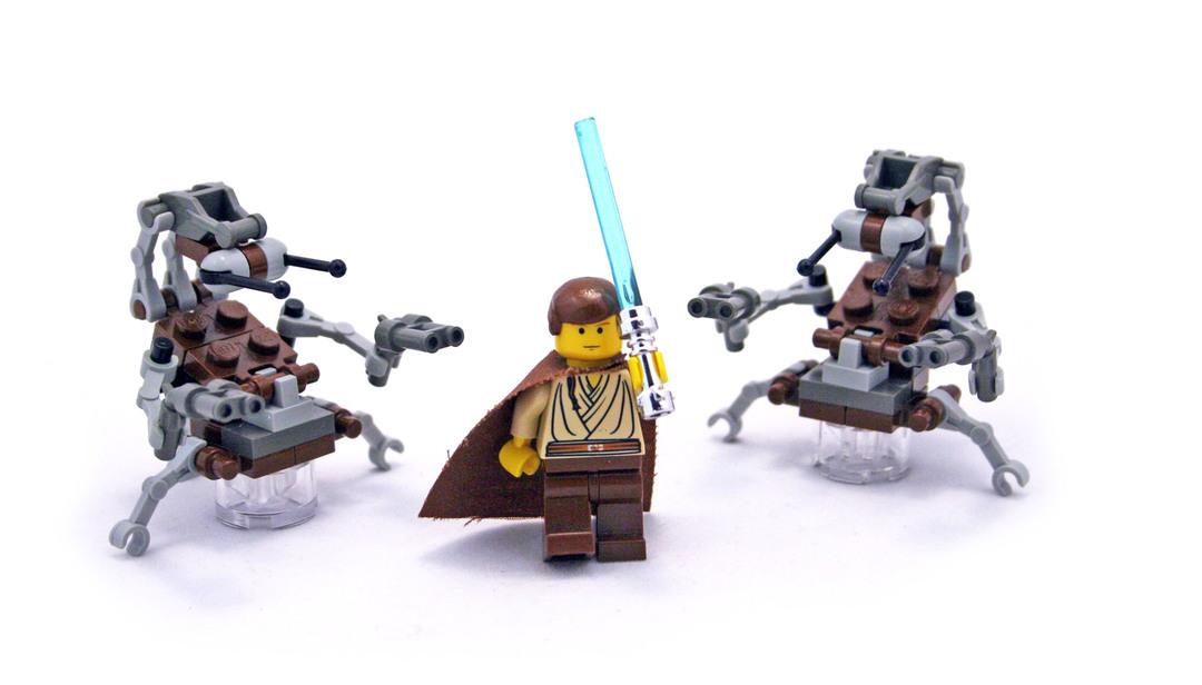 Jedi Defense I - LEGO set #7203-1