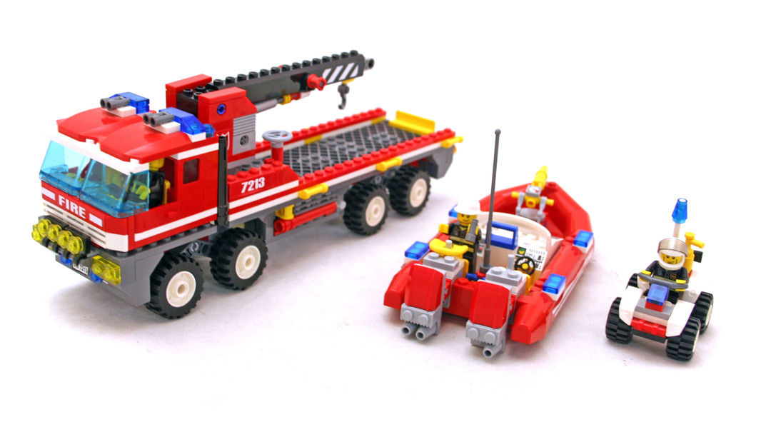 lego off road truck instructions