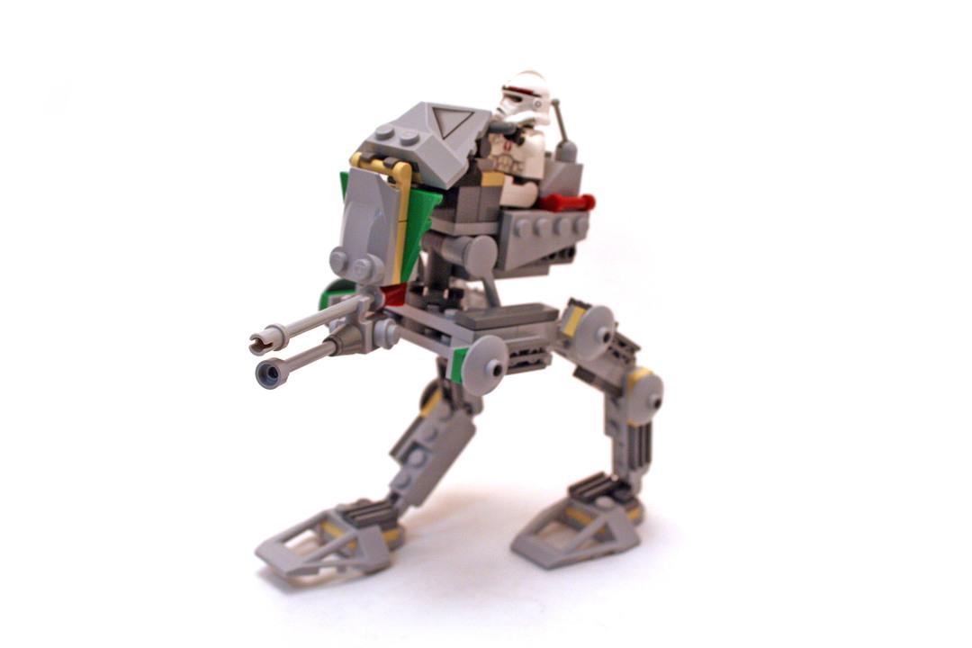 LEGO STAR WARS BRAND NEW – Clone Scout Walker 7250 NISB!