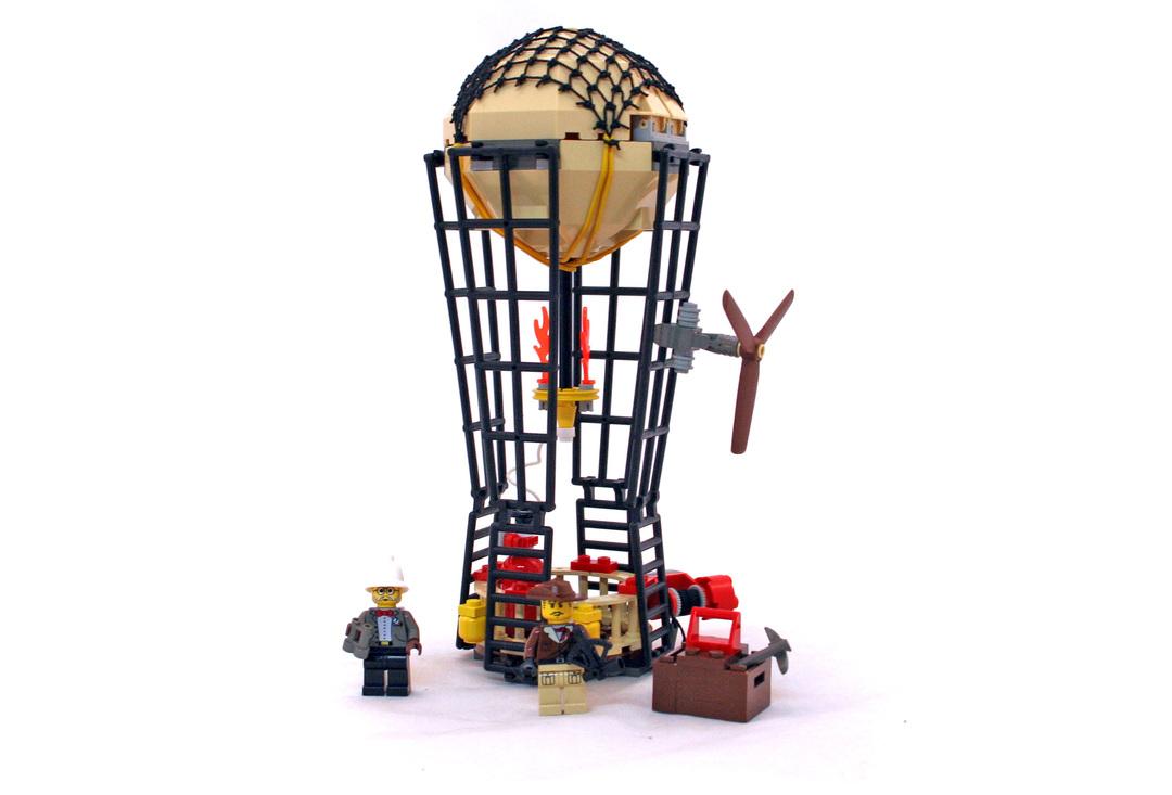 Aero Nomad - LEGO set #7415-1