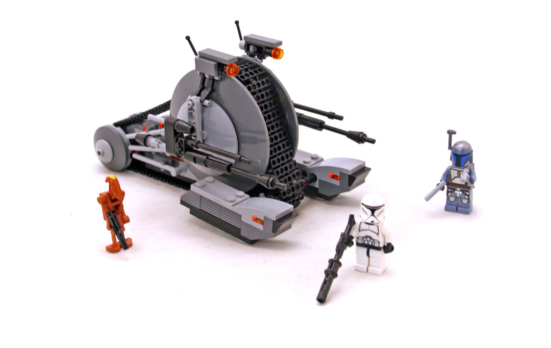 Corporate Alliance Tank Droid - LEGO set #75015-1