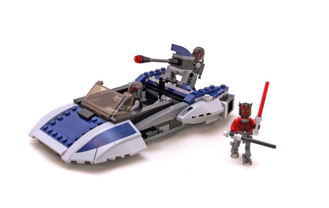 Mandalorian Speeder - LEGO set #75022-1