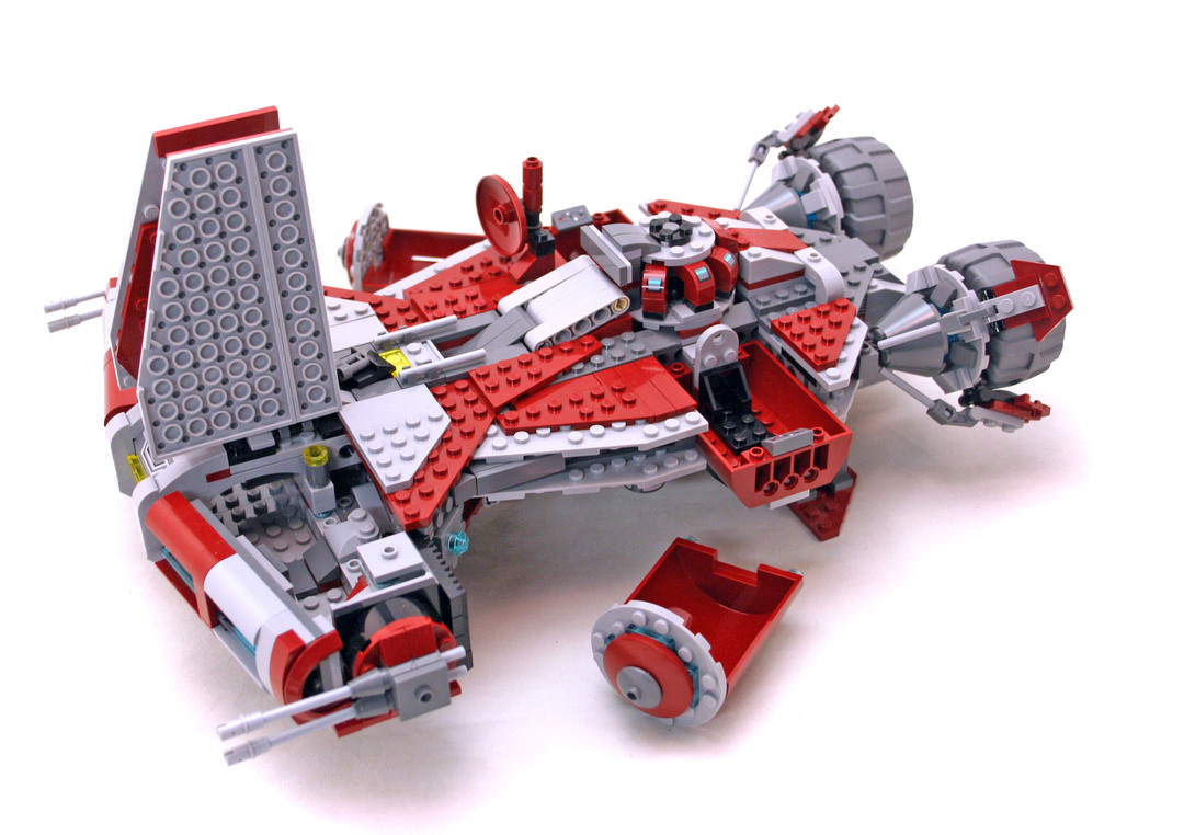 how to build lego star wars sets