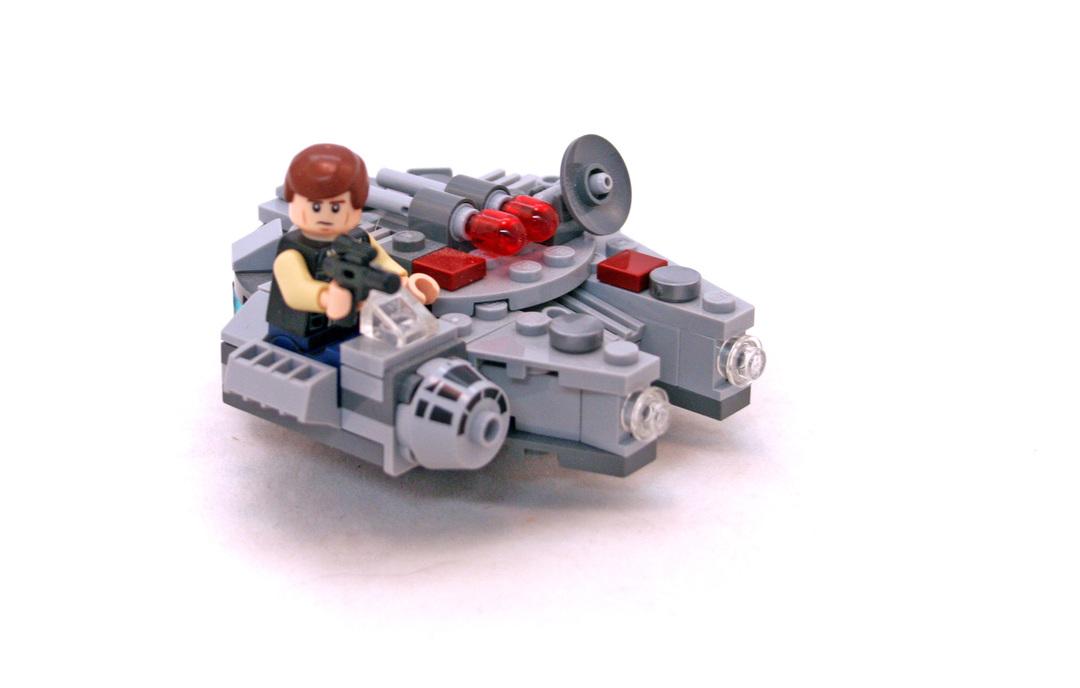Millennium Falcon - LEGO set #75030-1