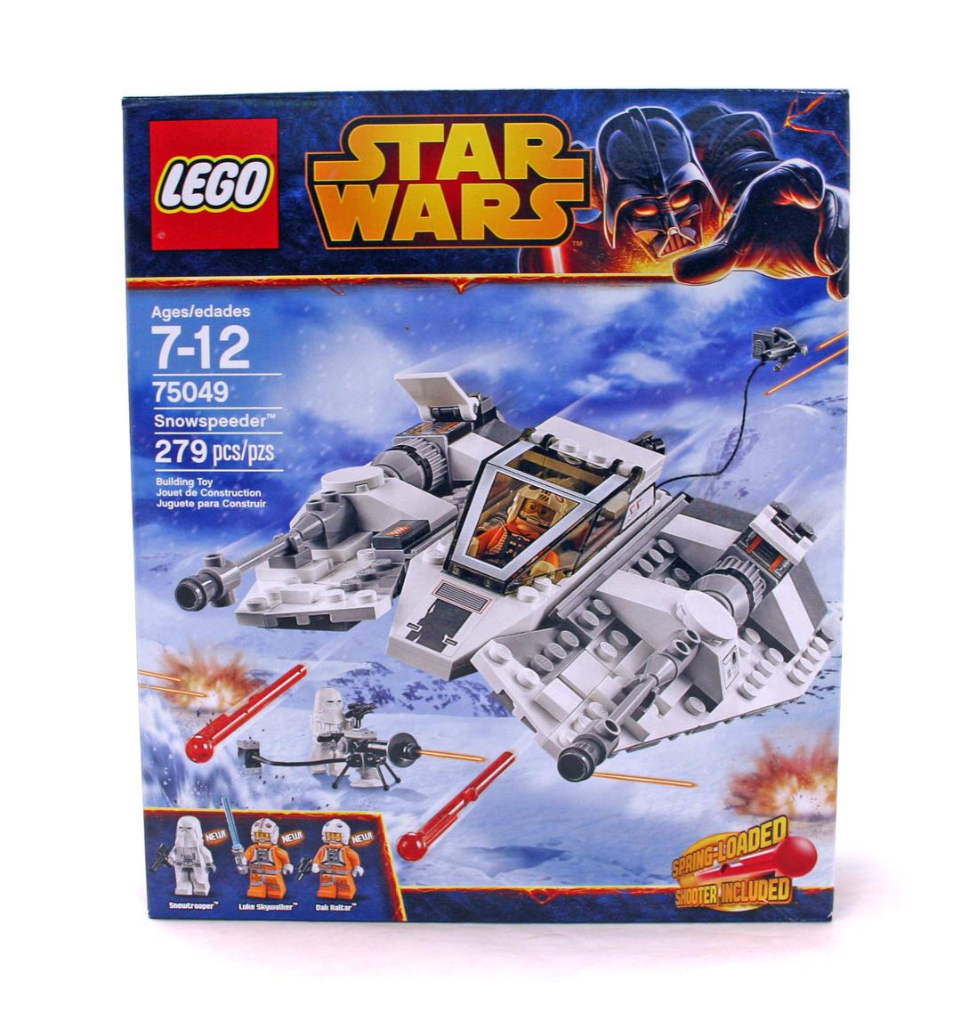 Snowspeeder Lego Set 75049 1 Nisb Building Sets Star Wars