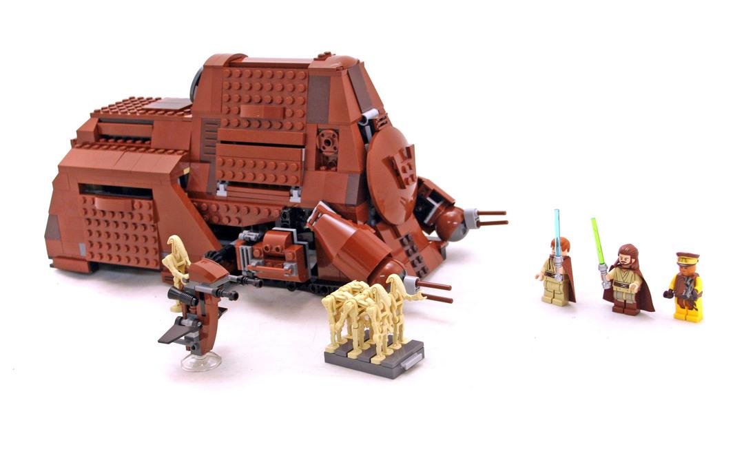Lego Star Wars Mtt Instructions