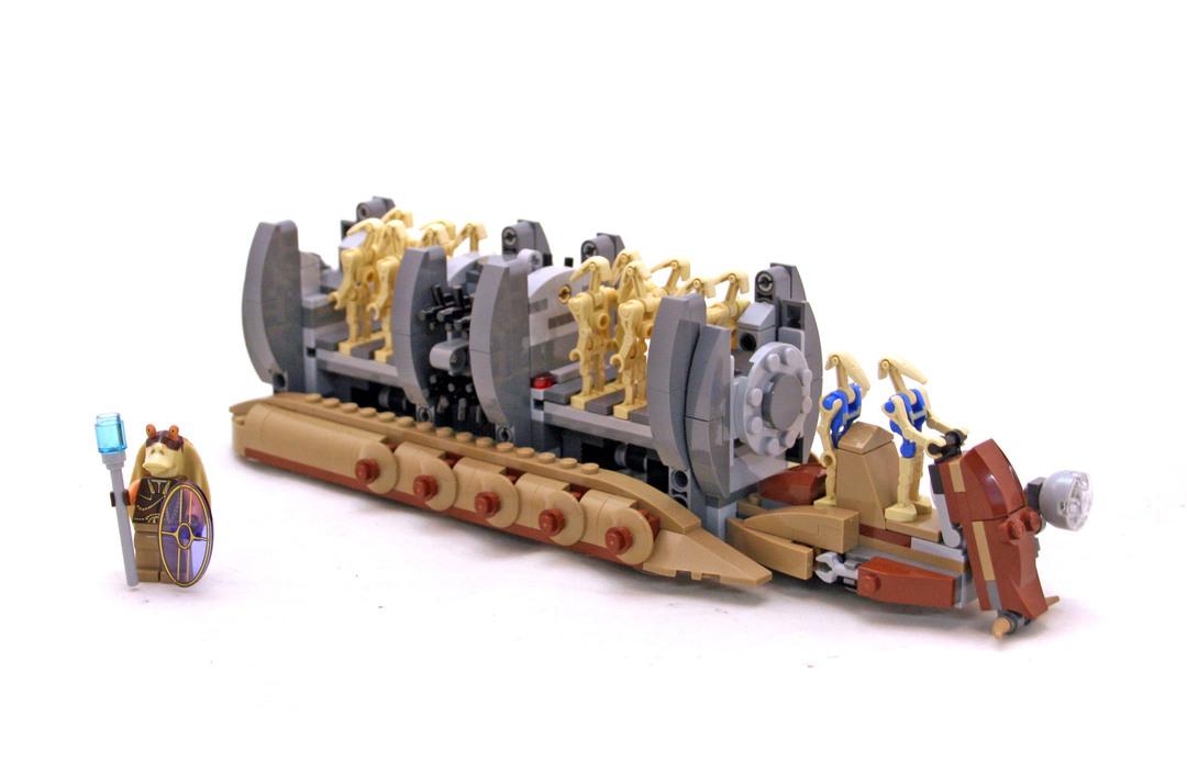 Battle Droid Troop Carrier - LEGO set #75086-1 (Building Sets > Star ...