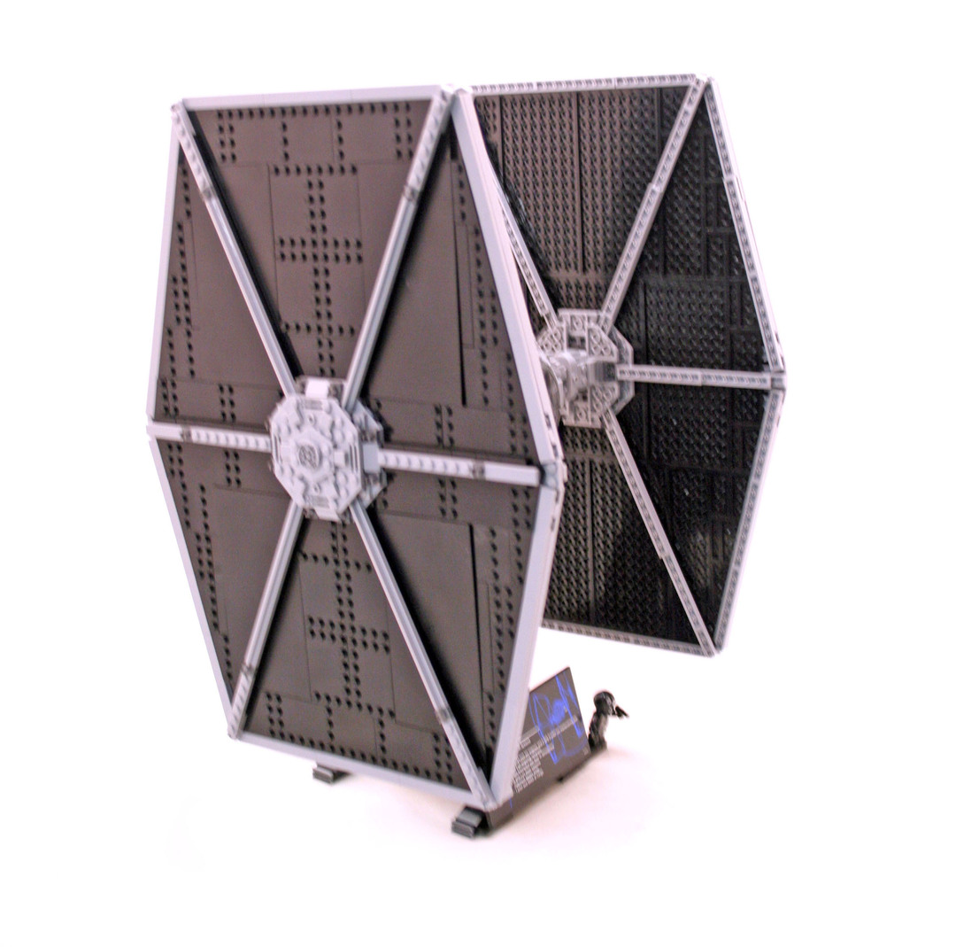 how to build tie fighter