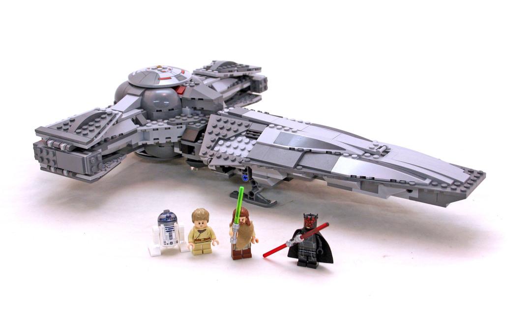 Sith Infiltrator - LEGO set #75096-1