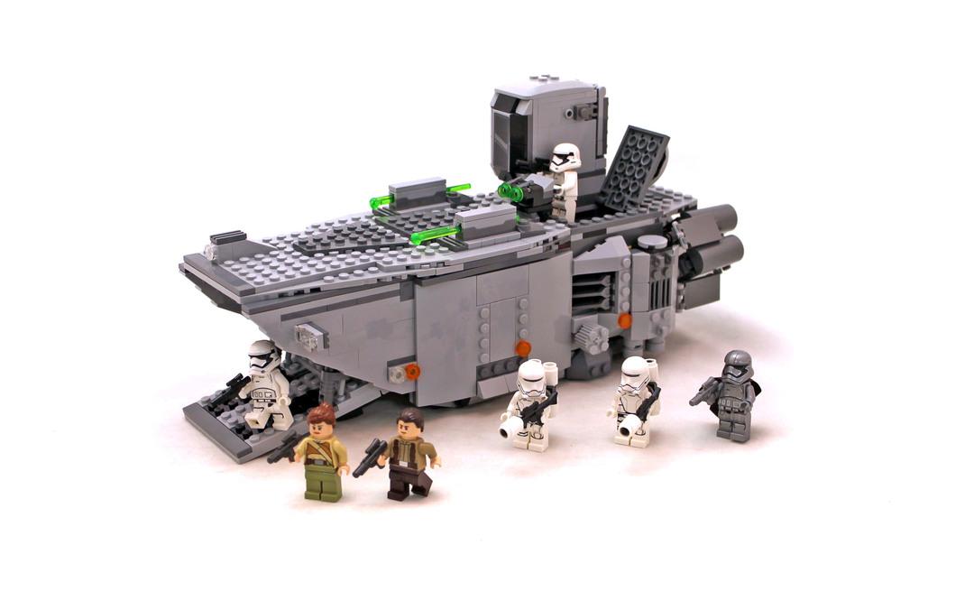 First Order Transporter - LEGO set #75103-1