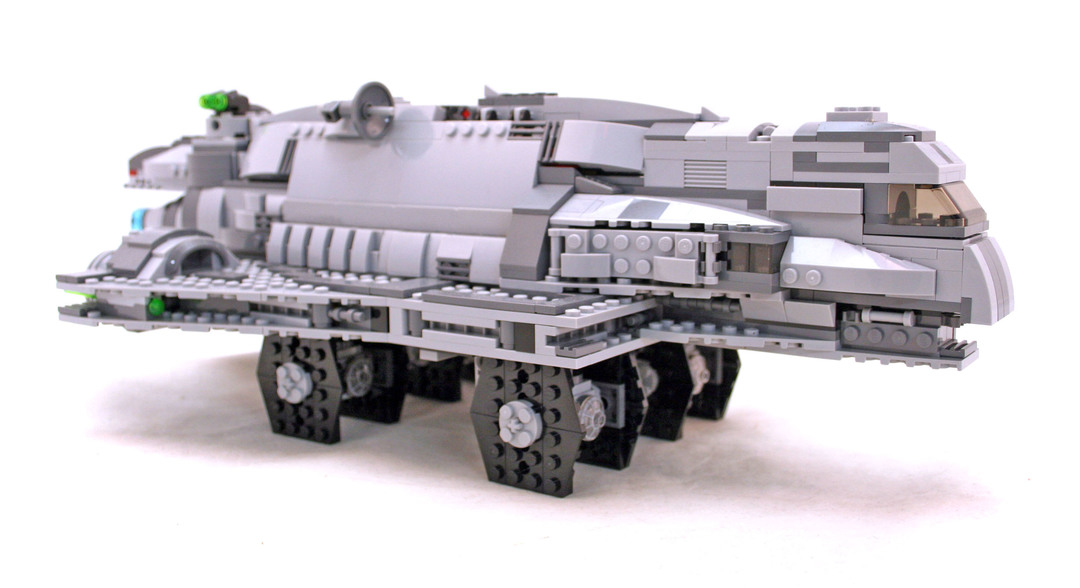 Imperial Assault Carrier - LEGO set #75106-1