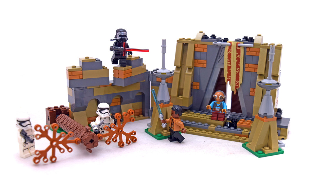 Battle on Takodana - LEGO set #75139-1