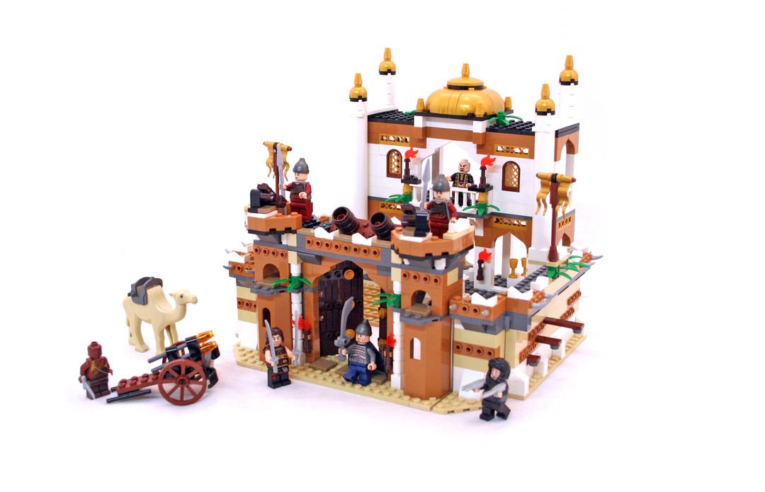 Battle of Alamut - LEGO set #7573-1