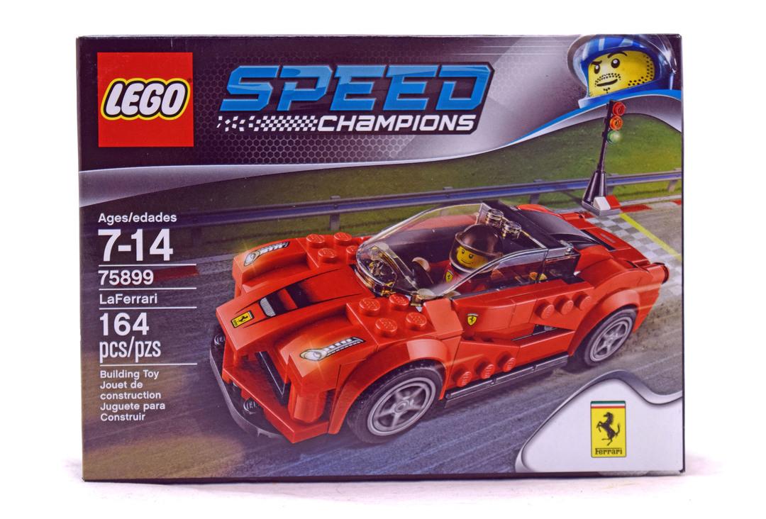 LaFerrari - LEGO set #75899-1 (NISB)