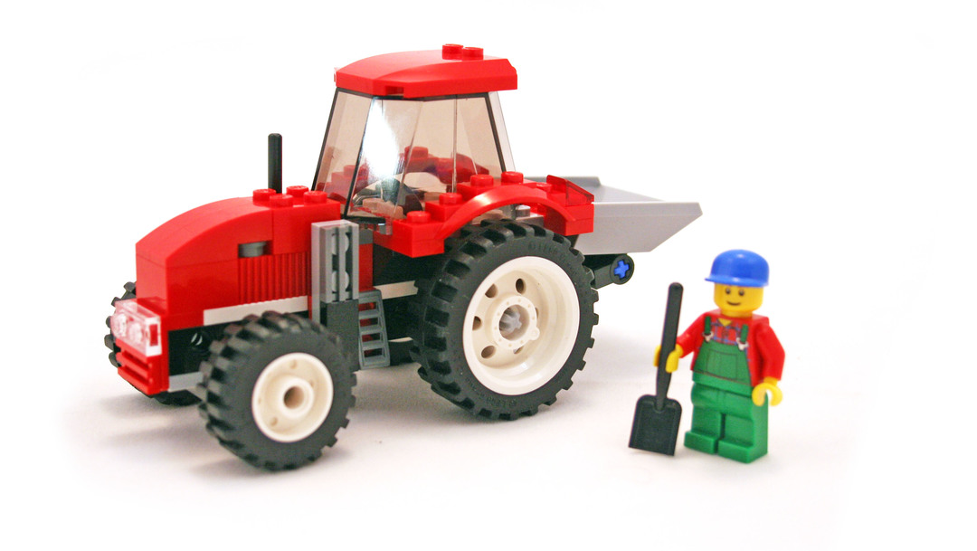 Tractor Lego Set 7634 1 Building Sets City