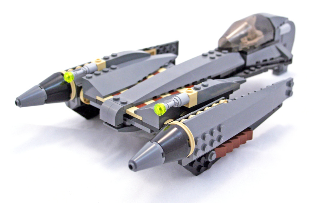 General Grievous Starfighter - LEGO set #7656-1 (Building ...