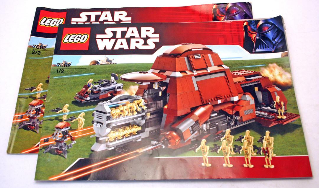 LEGO Star Wars Trade Federation MTT 7662 eBay - oukas info