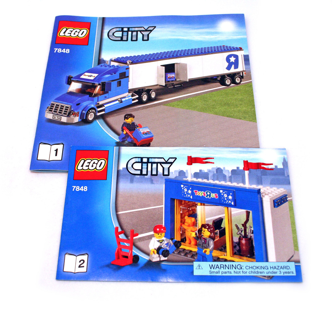 Lego Sets At Toys R Us : Toys r us city truck lego set building sets gt