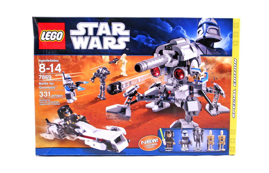 Battle for Geonosis - LEGO set #7869-1 (Building Sets > Star Wars ...