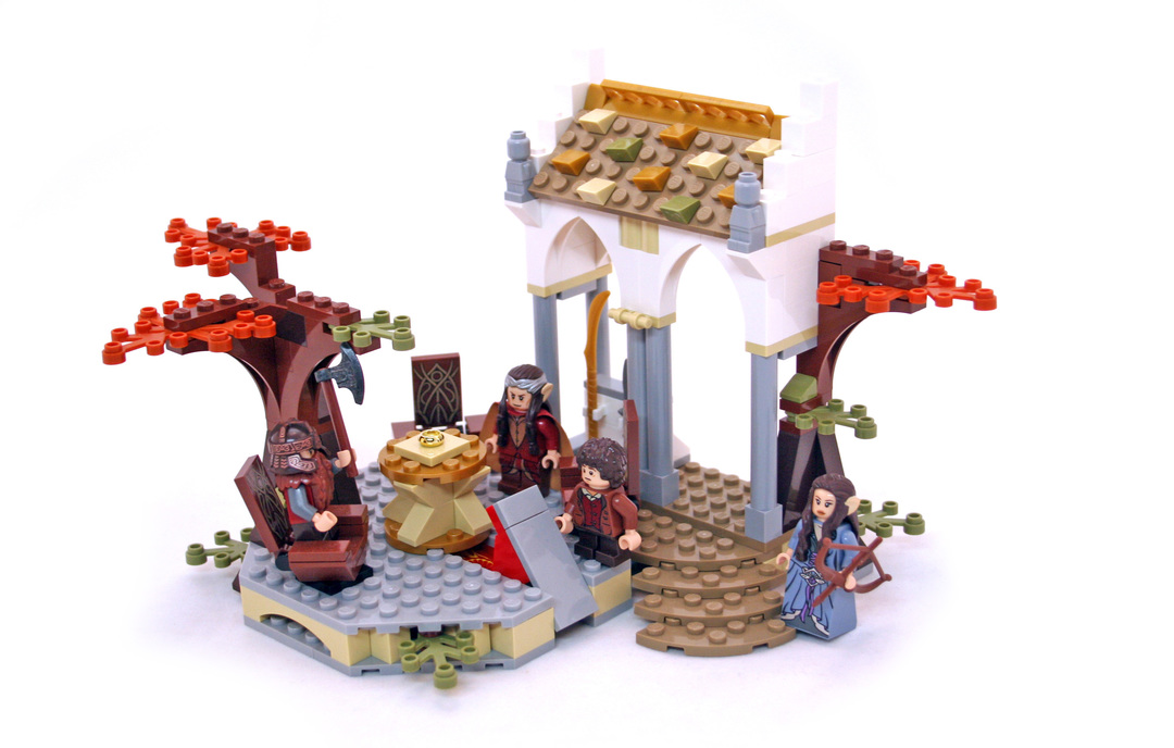 The Council Of Elrond Lego Set 79006 1 Building Sets Lordof