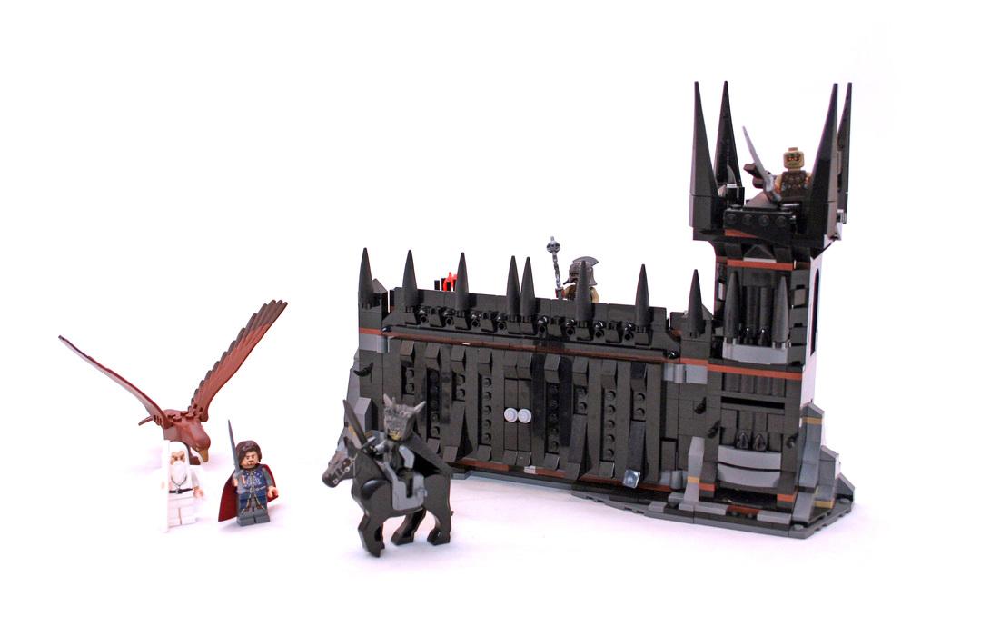 Battle at the Black Gate - LEGO set #79007-1