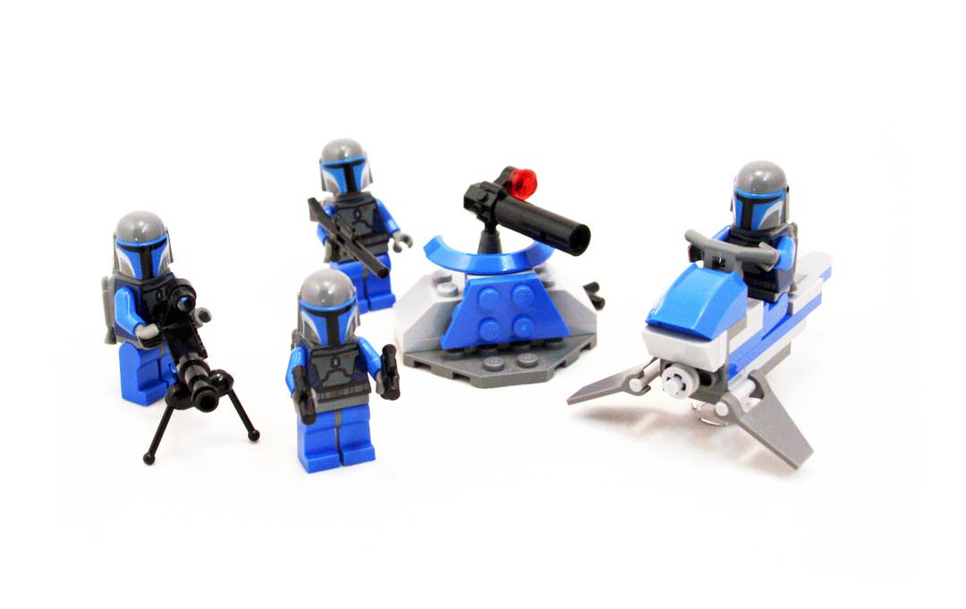 Mandalorian Battle Pack - LEGO set #7914-1