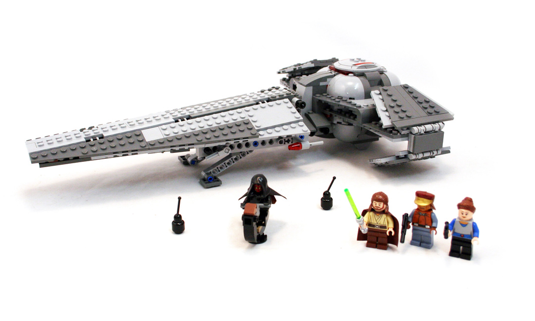 Darth Maul's Sith Infiltrator - LEGO set #7961-1