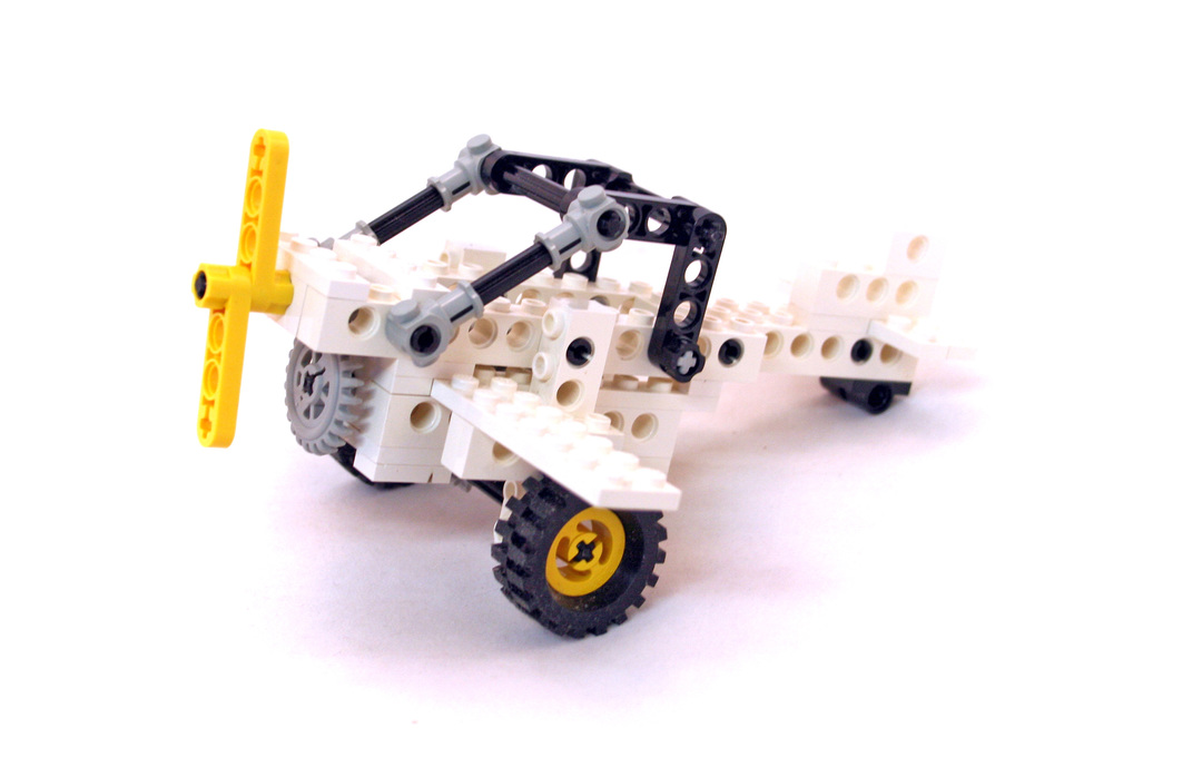 Multi Model Starter Set - LEGO set #8022-1
