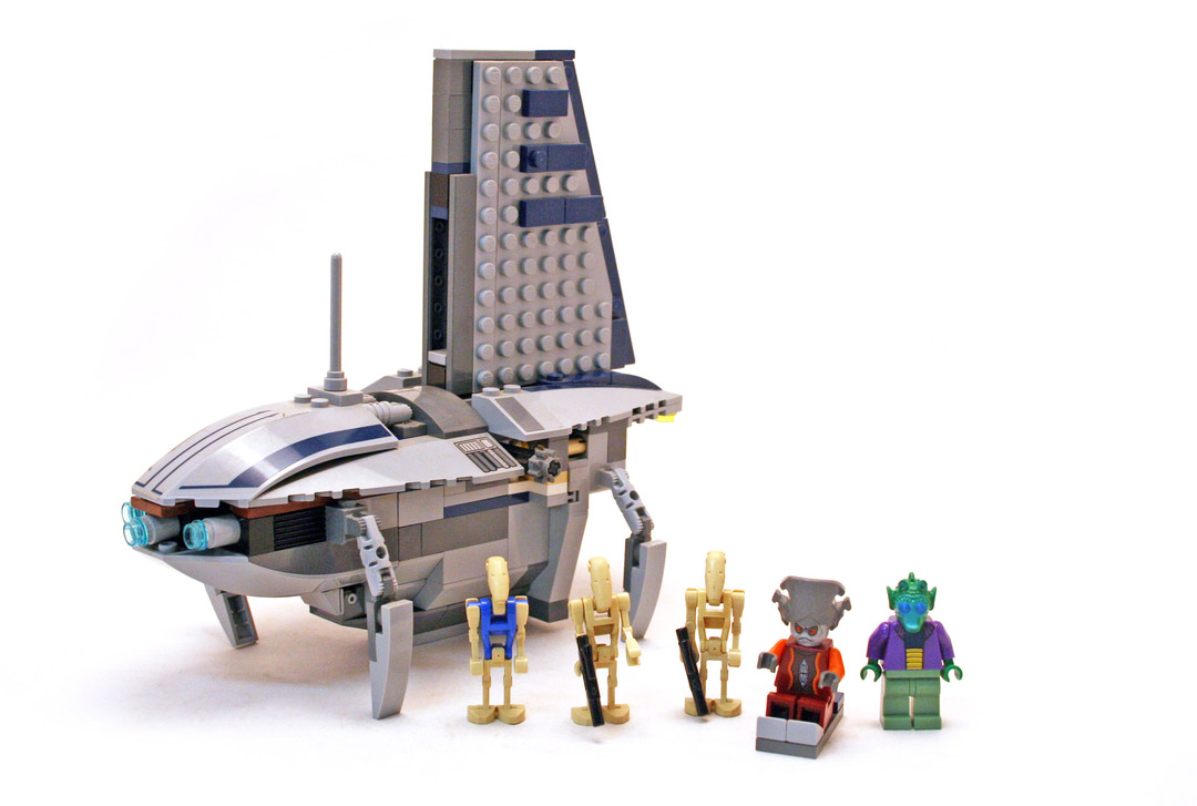 Separatist Shuttle - LEGO set #8036-1 - 1