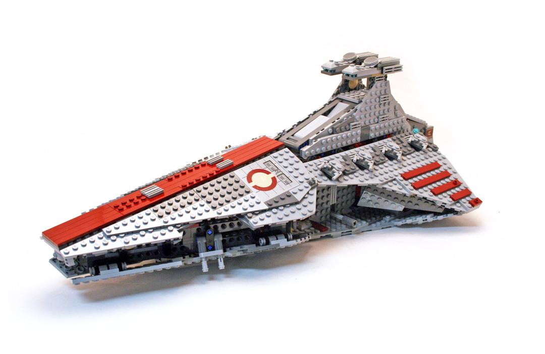 LEGO 8039-1 Venator-Class Republic Attack Cruiser