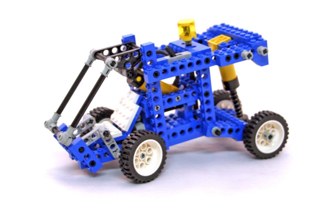 Pneumatic Set - LEGO set #8042-1 - 1